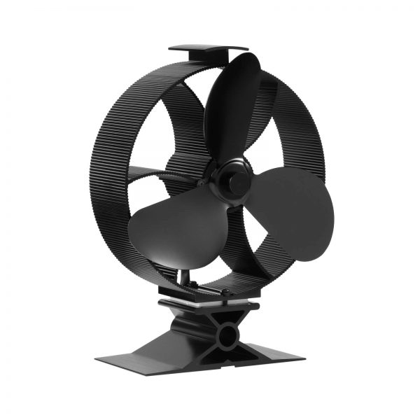 353 heat powered stove fan 3 blade