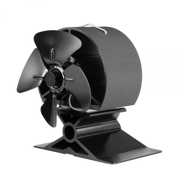 524 mini 4 blade stove fan
