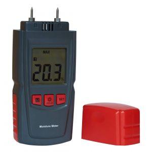 UK stove fans moisture meter