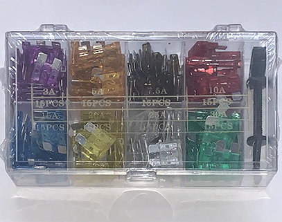 Assorted 120 Pc Fuse